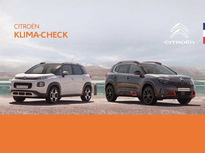 Citroën KLIMA-CHECK