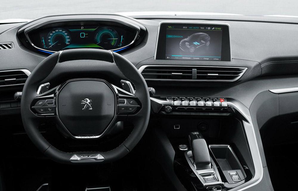Peugeot 3008 Plug-In Hybrid