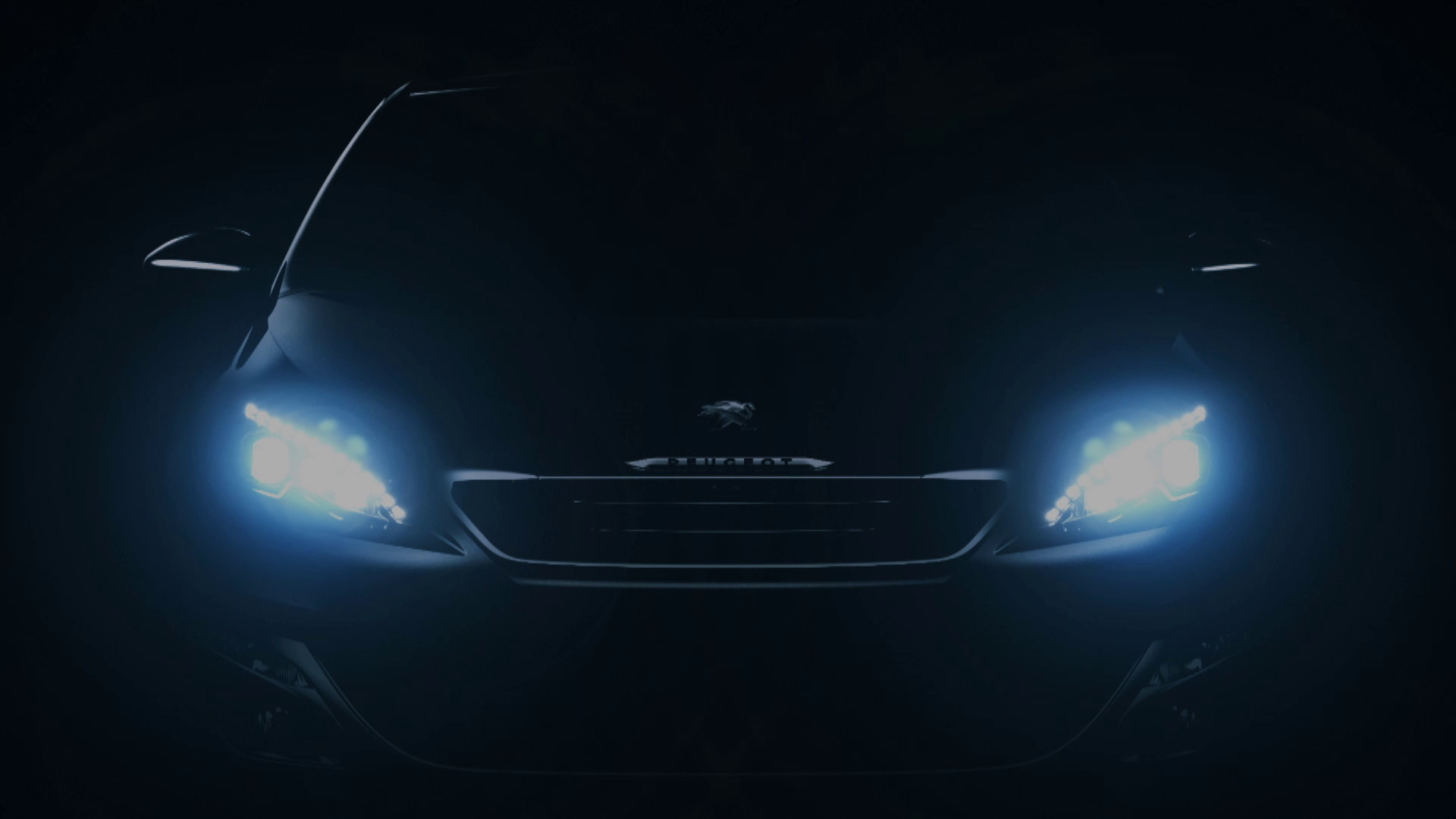 Peugeot 308 Frontansicht