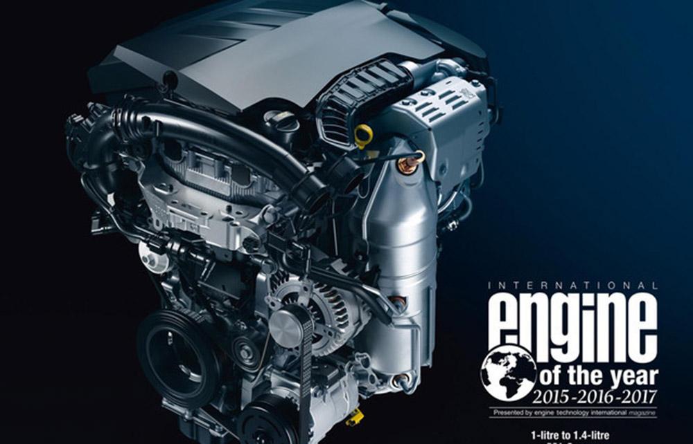 Peugeot 308 SW Motor