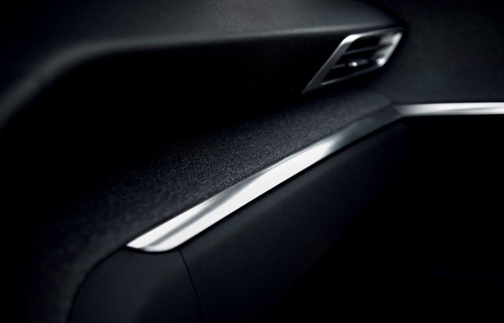 Peugeot 5008 SUV Innendesign