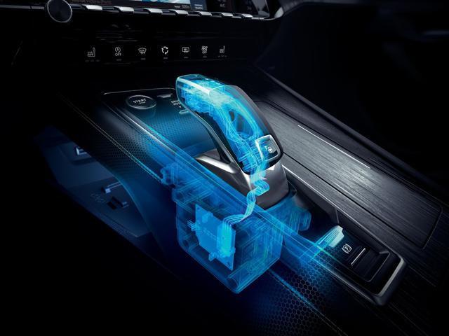 Peugeot 508 Automatik