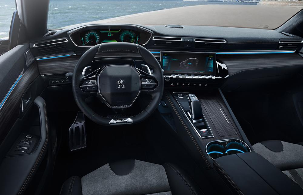 Peugeot 508 Innendesign