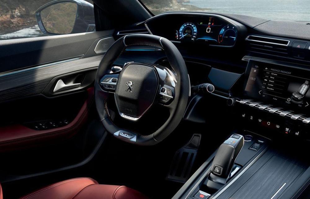 Peugeot 508 SW i-Cockpit
