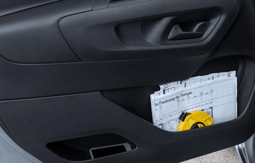 Peugeot Partner Innendesign