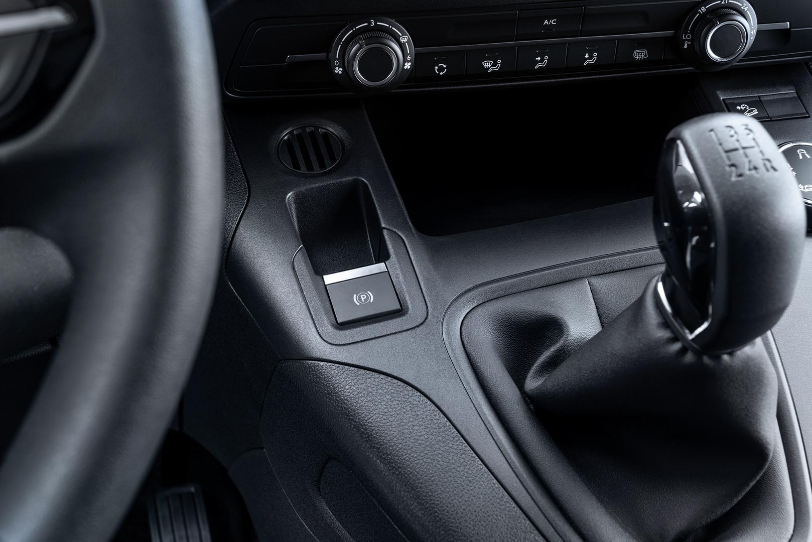 Peugeot Partner Design