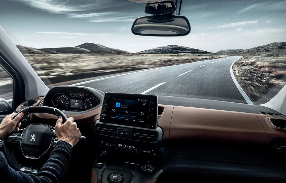 Peugeot Rifter Übersicht
