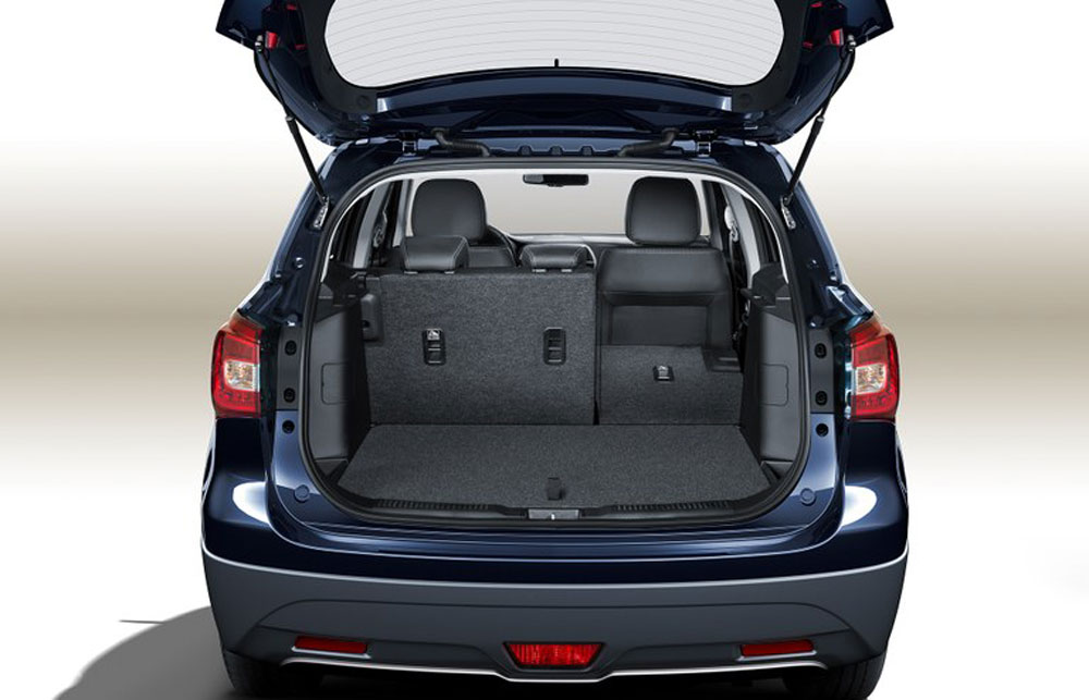 Suzuki SX4 S-CROSS Kofferraum