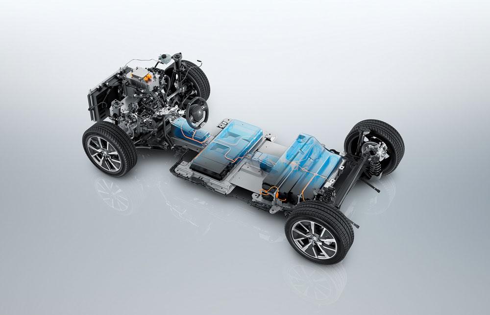 Peugeot e-208 Motor