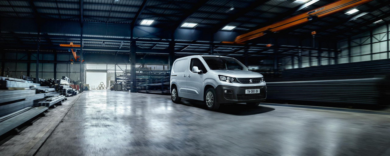 Peugeot Partner Asphalt