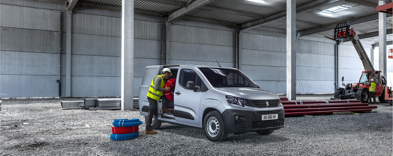 Peugeot Partner Grip