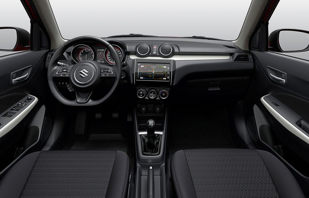 Suzuki Swift Innenausstattung