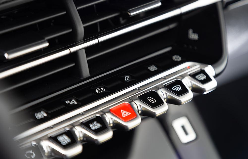 Peugeot 208 Innendesign