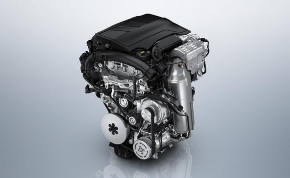 Peugeot 2008-Benzinmotor