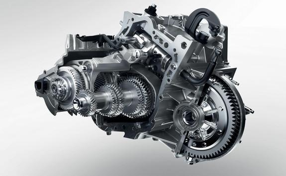 Peugeot 2008 Elektromotor