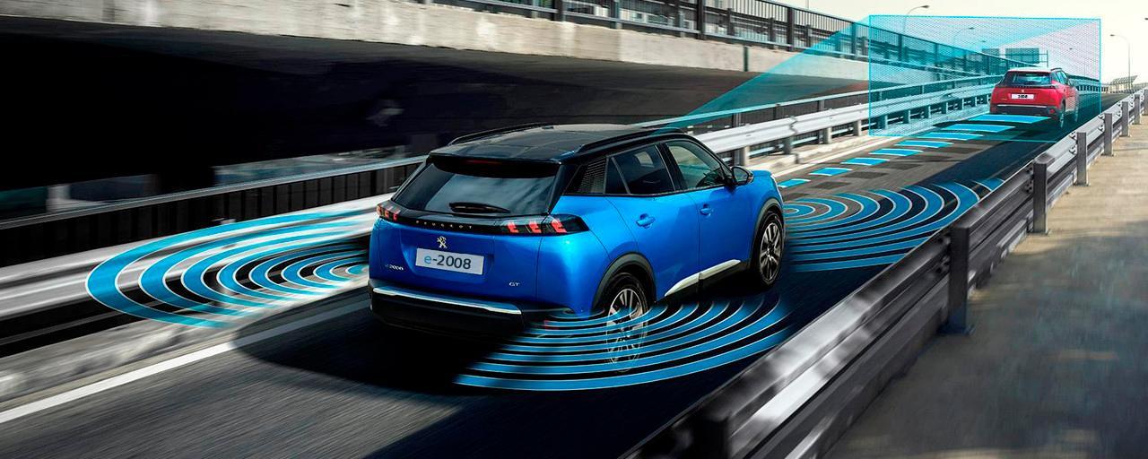 Peugeot 2008 Technologie