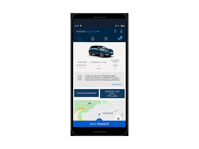 Peugeot App Neu 5008 SUV