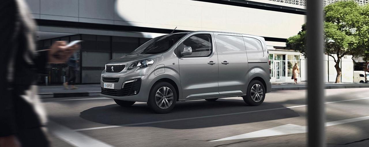 Peugeot e-EXPERT Design