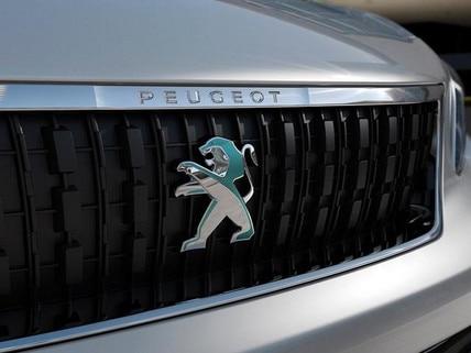 Peugeot Kühlergrill