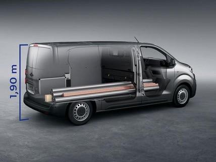 Peugeot e-EXPERT Nutzlast