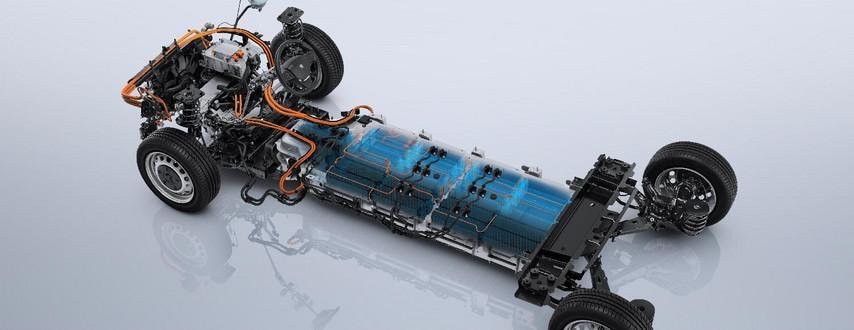 Peugeot e-Expert Batterie
