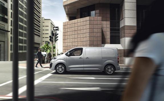 Peugeot e-Expert Fahrmodi