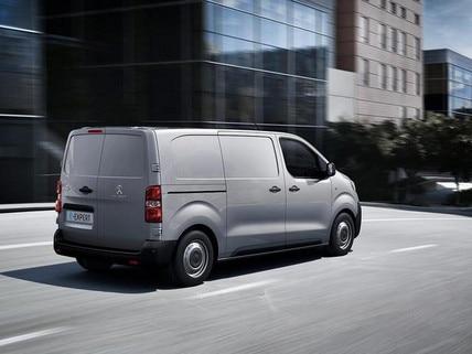 Peugeot e-Expert Mobility Pass