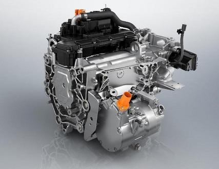 Peugeot e-EXPERT Elektromotor