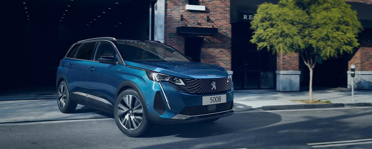 Neuer SUV Peugeot 5008