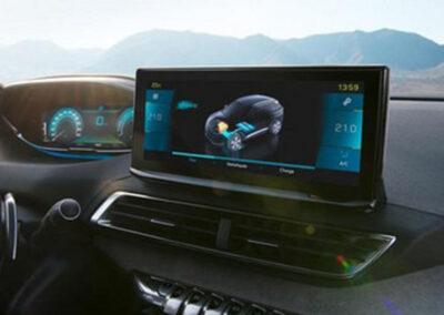 Der neue Peugeot 3008 Hybrid