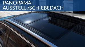 Peugeot NEU 5008 Panorama-Austell-Schiebedach