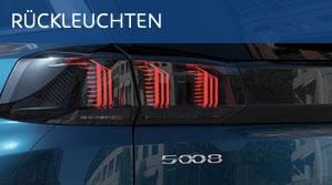 Peugeot NEU 5008 Rückleuchten
