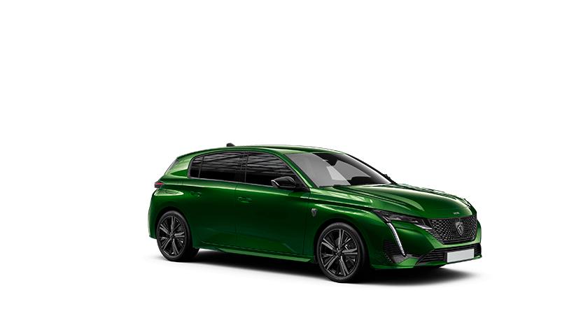 Neuer Peugeot 308 Limousine